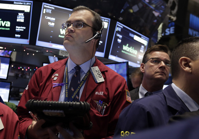 US stocks plunge as oil rout continues | Daily Mail Online