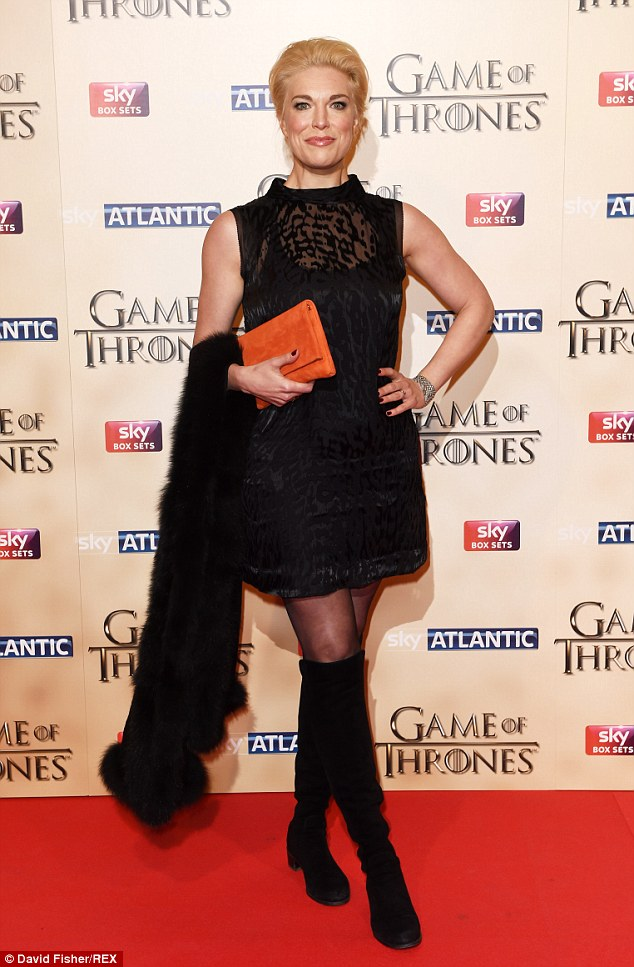 Kimberly Wyatt And Husband Max Rogers At Game Of Thrones