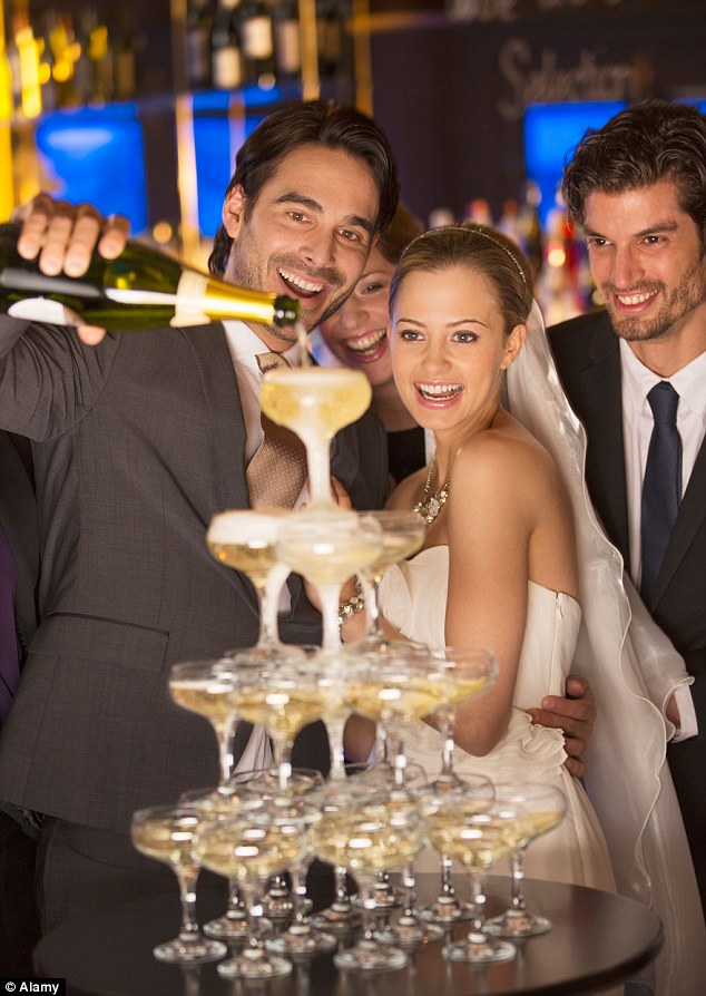 Celebrations: make sure to take charge and budget for your big day