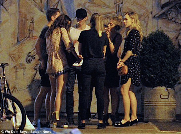 james marsden dating suki Ex suki waterhouse was spotted out with another actor  it's clear both bradley cooper and suki waterhouse have moved on from each other  james marsden.