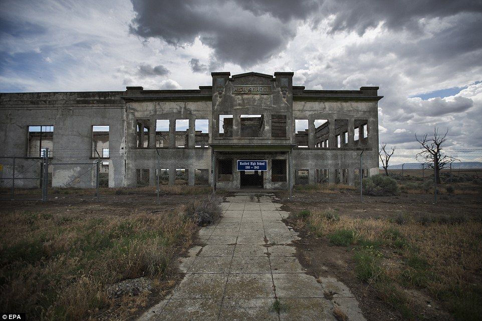 Abandoned Government Buildings For Sale
