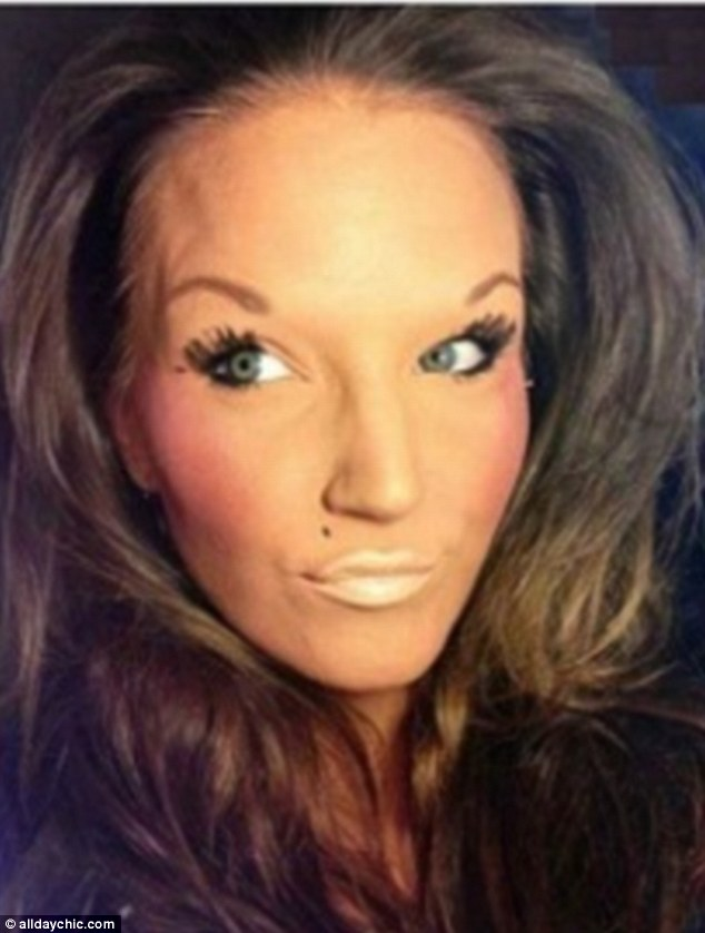 Are these the world's worst make-up disasters? | Daily ...