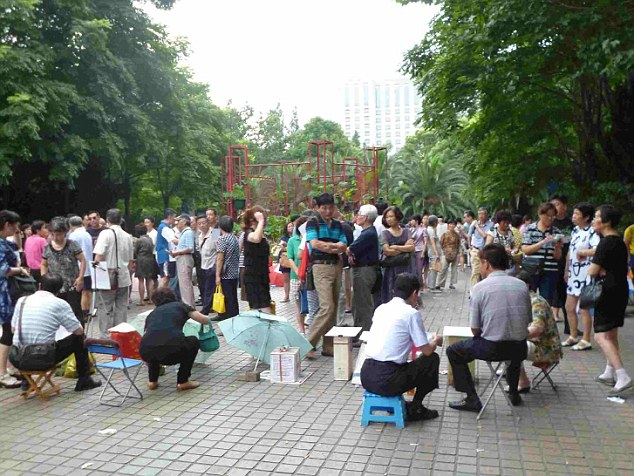 china dating market