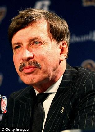 Fans sue Rams owner Stan Kroenke, claiming he lied about ...