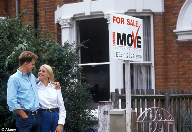 The way it was: In the 1990s, more young adults were likely to own a home rather than rent - now more are renting, or still living at home with parents