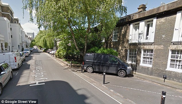 Car Parking In London Near Hyde Park