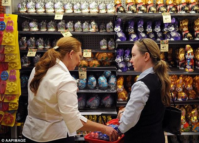 Major risk faces woolworths supermarket