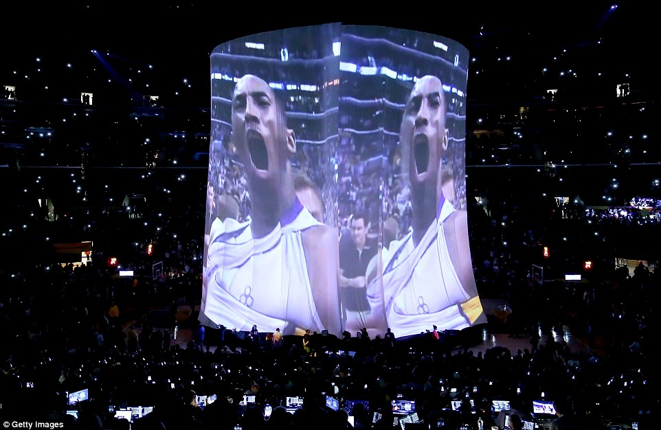 Kobe Bryant's glittering 20-year NBA career ends with season-high 60 points as Los Angeles ...
