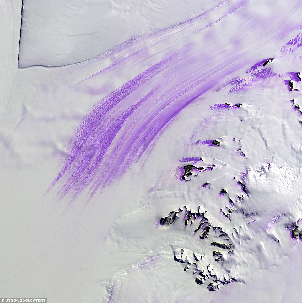 Nasa project earth as art showcases stunning images of