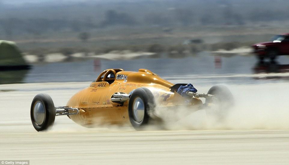 el mirage dry lake bed racing - photo #6