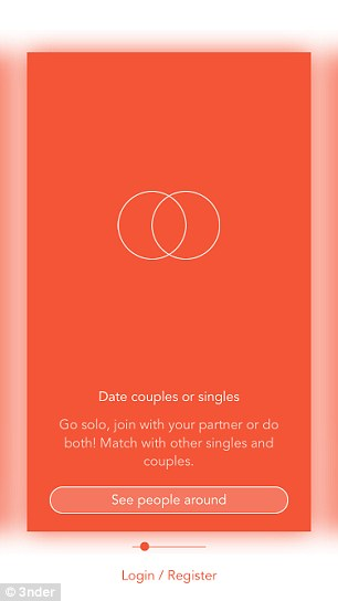 3nder dating app