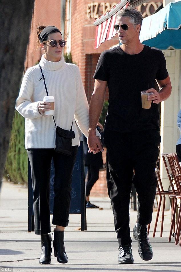 Sandra Bullock and Bryan Randall going strong as they ... Sandra Bullock Nc