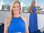 Image ©Licensed to i-Images Picture Agency. 21/06/2016. Cannes, France. \nMichelle Mone arriving to the MOL yacht party at Cannes Lions Festival.\nPicture by Ben Stevens / i-Images