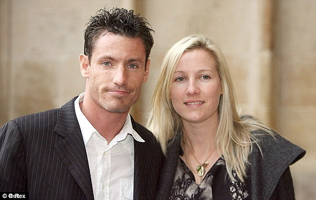 Break up: Dean and Sarah were together for 22 years, after meeting when they were just 15, but announced their split in June last year, after Dean admitted to cheating with a string of women