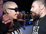 Cannes Lions Amber Rose/Fat Jew