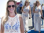Image licensed to i-Images Picture Agency. 22/06/2016. Cannes, France. Michelle Mone  at the MOL Let's Get Real roundtable event at the Cannes Lions festival in France. Picture by Stephen Lock / i-Images