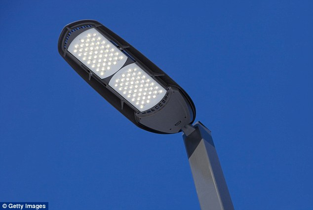 Are LED street lights damaging YOUR health, doctors warn ...