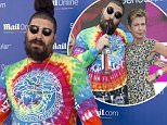 Image ©Licensed to i-Images Picture Agency. 22/06/2016. Cannes, France. \nCannes Lions Festival - Day Three. \nThe Fat Jew arrives for the 'Let's Get Real Roundtable'.\nPicture by Ben Stevens / i-Images