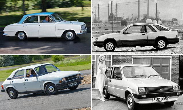 10 common cars from the 70s and 80s that are now almost extinct