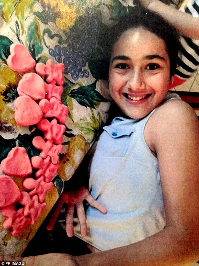 Tiahleigh was last seen alive on October 30 last year and her body was found a week later by a Brisbane river bank