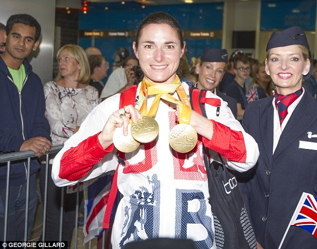 sport othersports article atmosphere match london says dame sarah storey