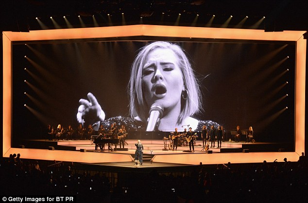 'Send my love:' The 28-year-old singer addressed the 'elephant in the room' sending a stir of emotions to her fans