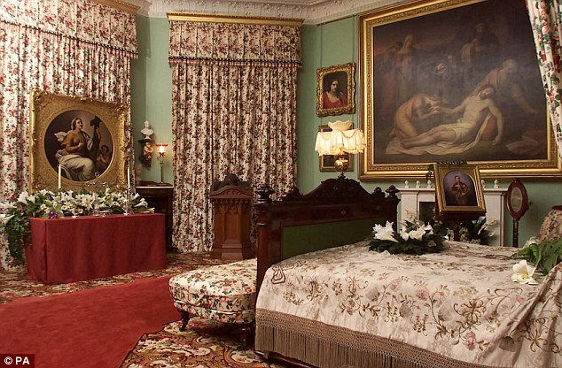 What Were The Rooms In Osborne House