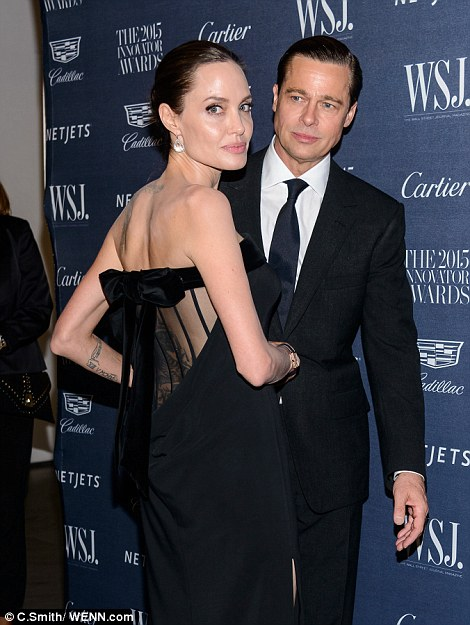 Pitt reportedly said Jolie 'unleashed hell' because the entire family has become targets for the paparazzi while reports have also claimed that a shocking 'incident' may have prompted the divorce