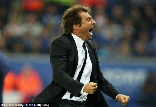 Italian Conte will be delighted with his team's progression given the lack of European football