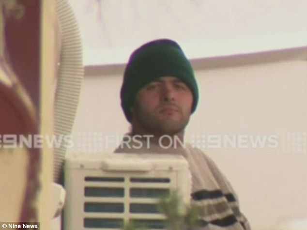Stanford has been staying with his father at a caravan park in the York Peninsula since his release