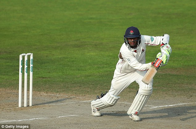 Stuart Broad has praised England newcomerHaseeb Hameed as the best opener he has faced in county cricket this year
