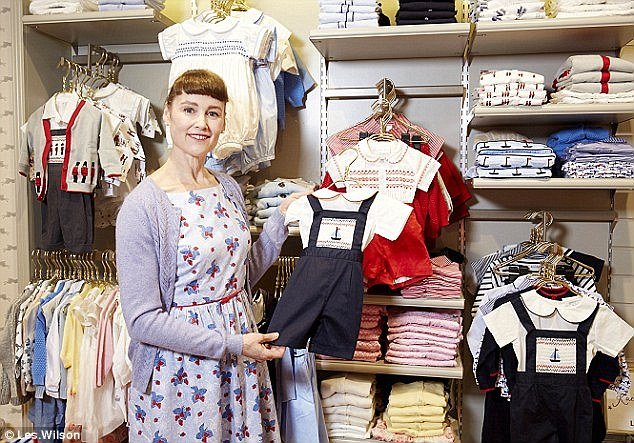Rachel Riley said she could never have anticipated the response after her smocked sailing boat dungarees sold out hours after Prince George was spotted in them