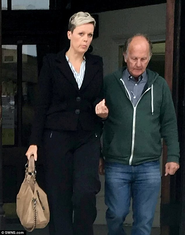 Nicola Rawson, who was badly injured in the collision in 2014, leaving Taunton Crown Court