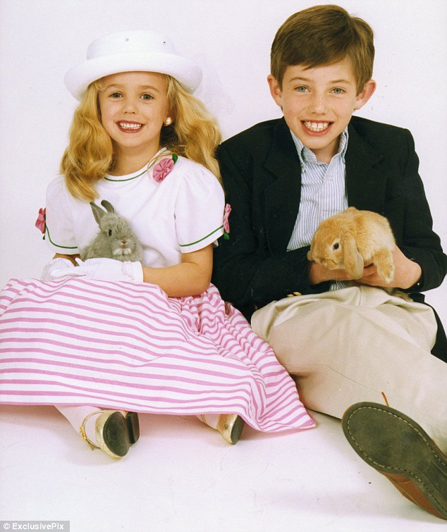 The Case Of: JonBenet Ramsey concluded on Monday with an investigator and panel saying Burke was the most likely suspect in her death ( brother and sister above in 1996 Easter card)