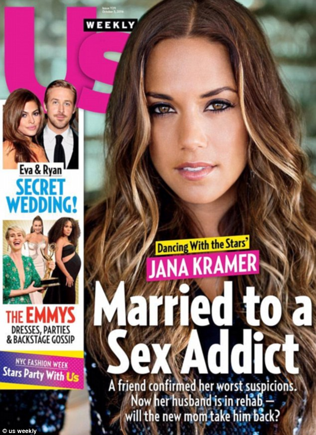 Headliner: Us Weekly featured the dramatic report on their cover