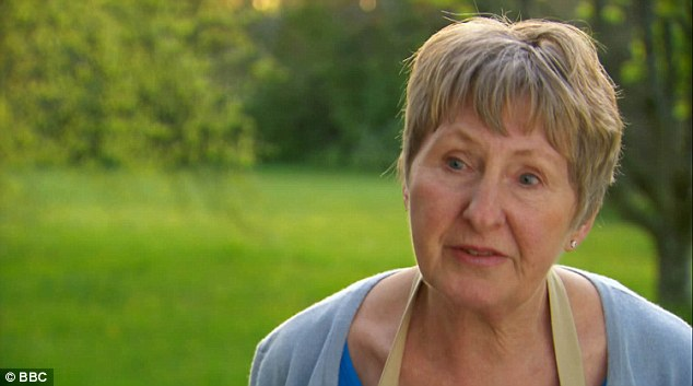 Bye, bye Val:Val Stones was sadly the fourth contestant to be kicked off The Great British Bake Off on Wednesday night's pastry week episode - much to the devastation of viewers and co-stars alike