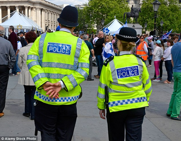 The police suspended 507 people at a cost of £10,888,305. It means the average suspended police officer is paid £21,746 while off work