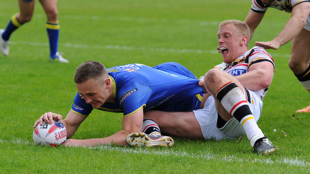 Ben Currie will miss Warrington's Grand Final bid and England's Four Nations Series with a serious knee injury