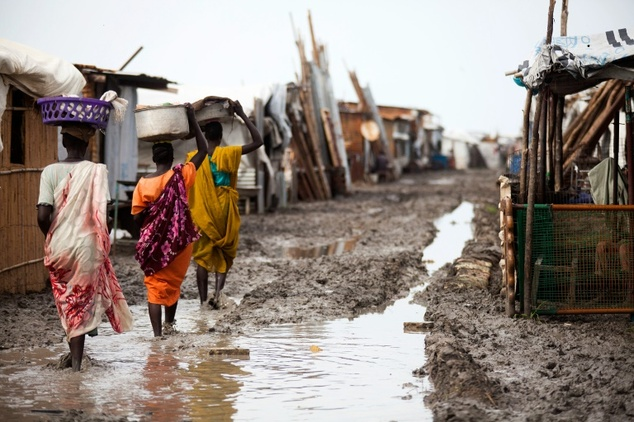 Tens of thousands of people have been killed and more than 2.5 million driven from their homes since a new conflict gripped South Sudan in late 2013