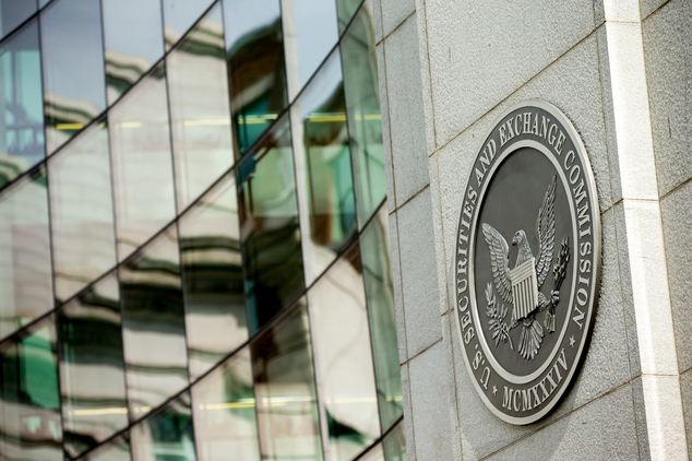 This Friday, June 19, 2015, photo shows the U.S. Securities and Exchange Commission building, in Washington. On Wednesday, Sept. 21, 2016, the SEC announced ...