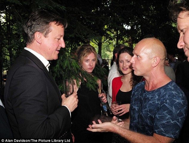 In a high-profile intervention in the last few days of the campaign, Cameron's former director of strategy Steve Hilton, wrote that the Prime Minister could not control immigration