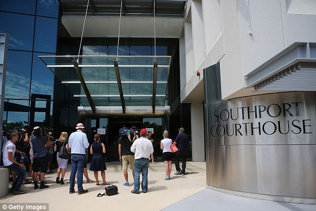 Brodie is due to face Southport Court on October 4 for the drug trafficking charges