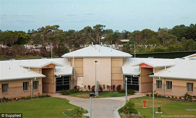 Strip-searches 'are being conducted as routine' instead of as a last resort at Cleveland Youth Detention Centre (pictured) in Queensland's Townsville, according to a report