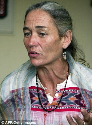 Her mother Fiona MacKeown, pictured in 2008, initially accused police of being involved in a cover-up