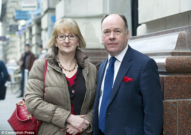 Parents Helen and Malcolm Taylor said they hoped lessons would be learned from their daughter's death and they were disappointed with NHS Tayside