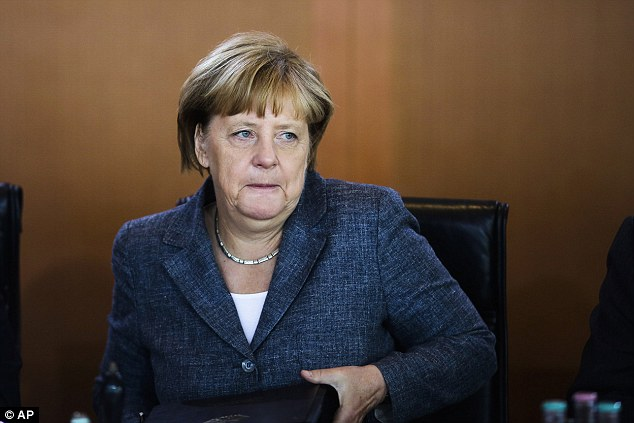 German Chancellor Angela Merkel has repeatedly come under fire for her open-doors policy on migration while her party made historic made historic losses in elections for the Berlin state parliament earlier this week