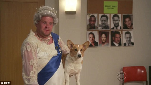 James Corden Hilariously Fails To Snag A Part In New