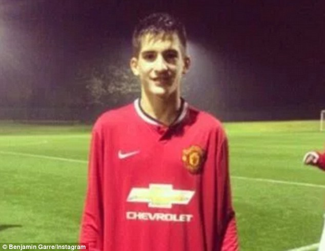 The Argentina youth international previously had a trial with Manchester United