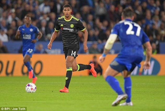 Many Premier League teams feature top talent in their B sides, such as midfielder Ruben Loftus-Cheek at Chelsea
