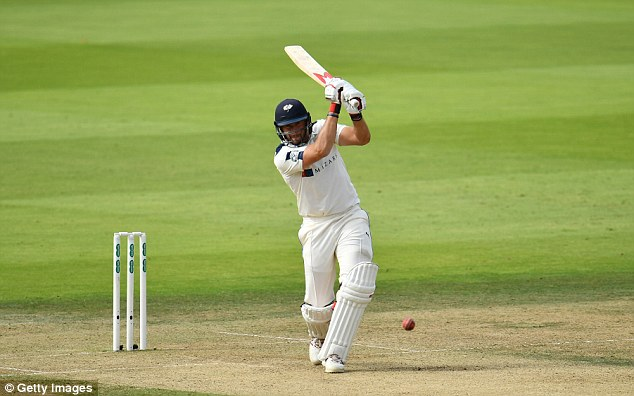 Bresnan's heroics came with the bat, rather than in his more prominent role as a bowler
